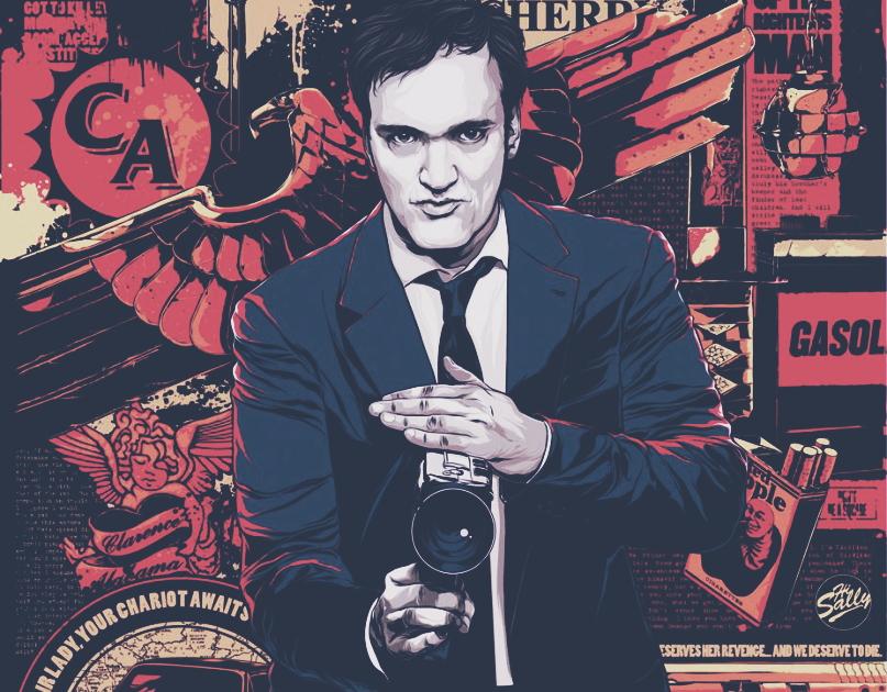 Πόσο καλά γνωρίζεις τις ταινίες του Κουέντιν Ταραντίνο; - Quentin Tarantino *director's cut* | Cinema | ART.harbour ταραντινο κουιζ