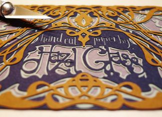 An indulgence in visual intricacies:Hazel Glass - by Elizabeth Souflis