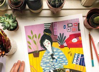 A tribute to self acceptance and positivism:Fotini Tikkou - Elizabeth Souflis
