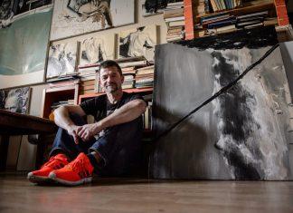 Momentous oil paintings:Robert Bubel - Interview to Elizabeth Souflis