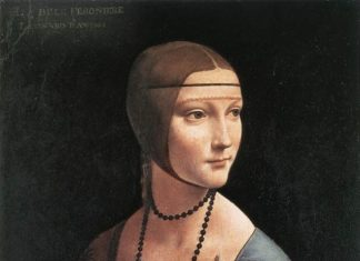 Την περίοδο εκείνη ο Da Vinci δούλευε για τον Sforza και η νεαρή Cecilia είχε την ευκαιρία να ποζάρει γι'αυτόν σε ένα από τους πιο γνωστούς του πίνακες... 4 Διάσημα Γυναικεία Πορτρέτα και Οι Ιστορίες των Μοντέλων