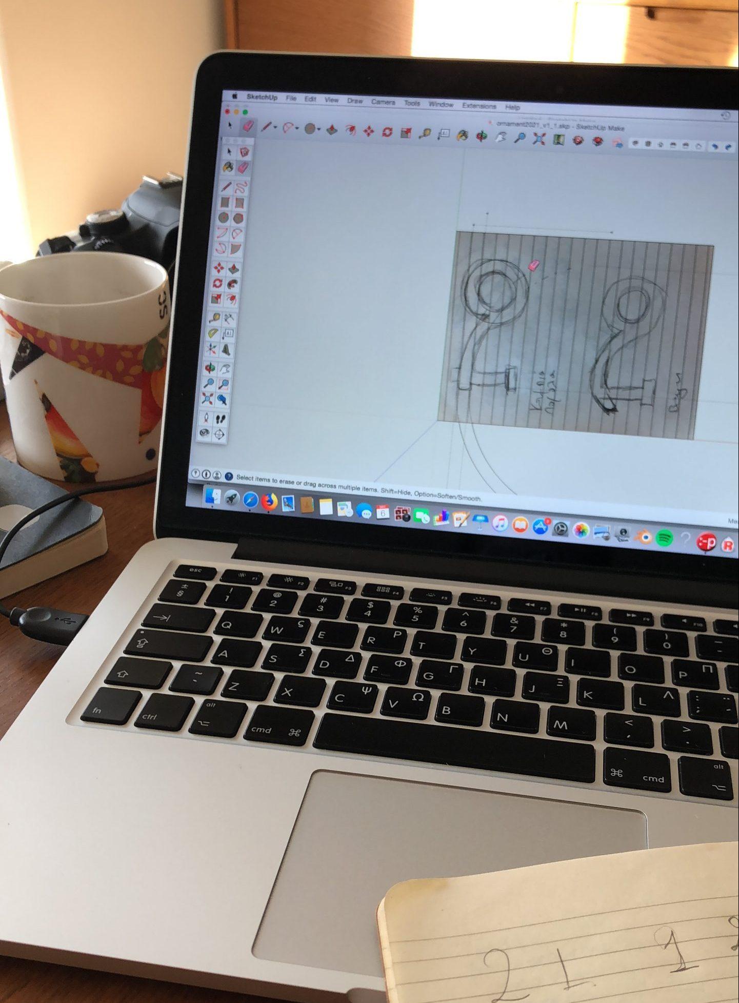 Η μαγεία των τριών διαστάσεων στην εκτύπωση:Μαρίνα Ναλμπάντη & mamuni - Τι είναι το 3d printing; Μήποως πορείς να το κάνεις... από το σπίτι;